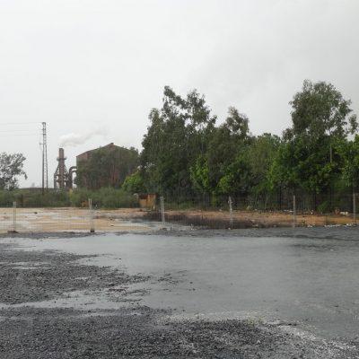 Planta fotovoltaica para la C.R. de Palos de la Frontera